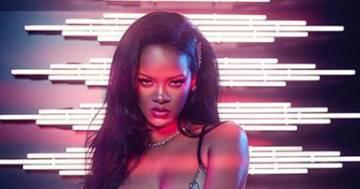 Rihanna è esplosiva: le foto in intimo sono irresistibili