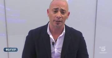 Grande Fratello Vip: le scuse di Salvo Veneziano dopo la squalifica dal programma