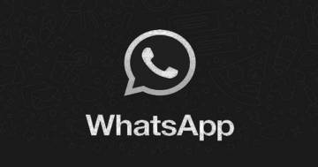 "WhatsApp: da oggi è la disponibile la ""dark mode"", ecco come attivarla"