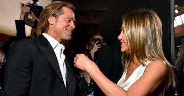 Brad Pitt e Jennifer Aniston: no, Angelina Jolie non l'ha presa bene...