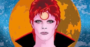 David Bowie: Panini pubblica la biografia a fumetti del Duca Bianco