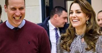 Kate Middleton in un abito Zara per il primo evento ufficiale dell'anno