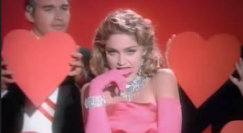 Festeggia 36 anni 'Material Girl', singolo che ha consacrato Madonna