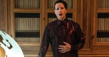 Marilyn Manson entra nel cast di 'The New Pope' nel quarto episodio della serie tv