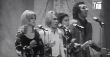 Sanremo: la reunion dei 'Ricchi e Poveri' come sono dopo 50 anni
