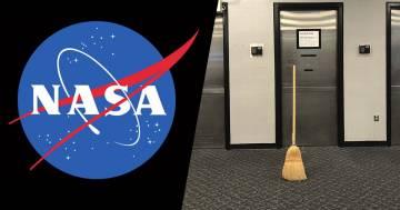 """È solo una bufala"": la NASA spiega la Broomstick Challenge"
