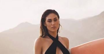 Cecilia Rodriguez: la foto in costume seduce i follower