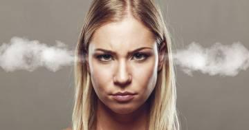 La scienza conferma: la rabbia ci fa ingrassare