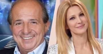 """Giancarlo Magalli vuole fare pace con Adriana Volpe: 'Sono stato un po' intollerante, lo ammetto"""""""