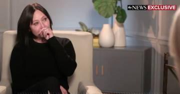 """Shannen Doherty parla della sua malattia: 'Il cancro è tornato"""""""