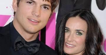Ashton Kutcher: a distanza di mesi risponde alle accuse dell'ex moglie Demi Moore