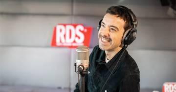 Diodato regala a i Peggio di RDS la demo originale di 'Fai Rumore'