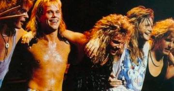 Europe: 'Rock the Night' compie 36 anni
