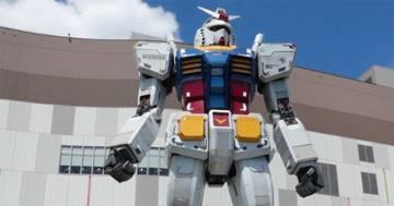 Tokyo 2020: Gundam camminerà con gli atleti alla cerimonia di apertura dei giochi