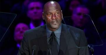 Il discorso di Michael Jordan al Memorial Kobe Bryant ha commosso tutti