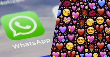 WhatsApp: il significato dei cuori colorati