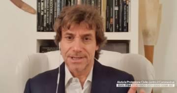 Alberto Angela ringrazia gli italiani, il suo discorso è commovente