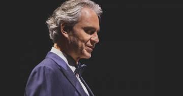 Andrea Bocelli: a Pasqua un concerto in streaming dal Duomo di Milano