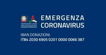 Uniti, responsabili, solidali: sostieni la raccolta fondi della protezione civile