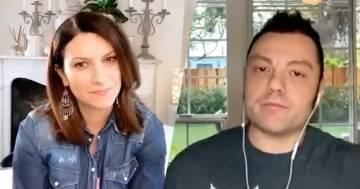 """Laura Pausini e Tiziano Ferro cantano """"Non me lo so spiegare"""" in diretta su Instagram"""