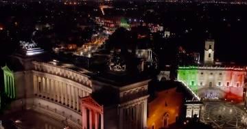 Roma come non l'avete mai vista: un video suggestivo da dedicare a tutta l'Italia