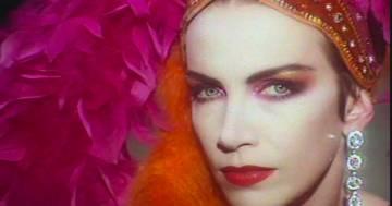 Compie 28 anni 'Why', il primo singolo solista di Annie Lennox