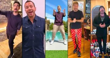 I Backstreet Boys cantano dal salotto di casa 'I Want It That Way': fan in estasi!