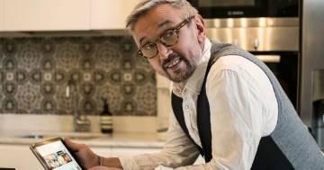 #iocucinoacasa: lo chef Barbieri condivide la ricetta delle rose di patate