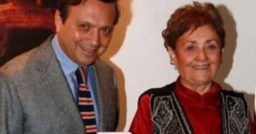 Piero Chiambretti: l'addio alla madre su Instagram con una poesia