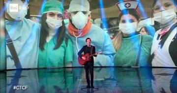 Diodato: il vincitore di Sanremo dedica 'La cura' di Franco Battiato all'Italia