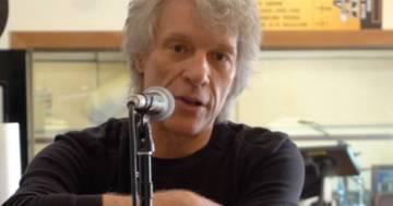 Jon Bon Jovi scrive con i fan una canzone per fronteggiare l'emergenza Coronavirus