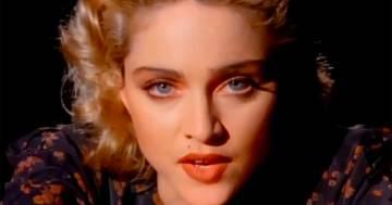 Compie 34 anni 'Live to Tell', grande successo di Madonna