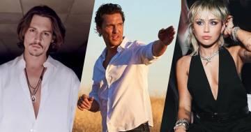 Da Johnny Depp a Miley Cyrus: ecco che lavoro facevano le star prima di diventare famose