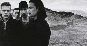 Compie 33 anni il capolavoro degli U2: 'The Joshua Tree'
