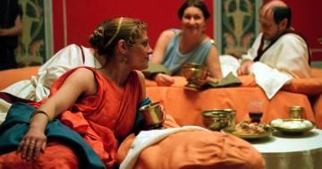 Roma World: ecco come mangiavano gli antichi romani