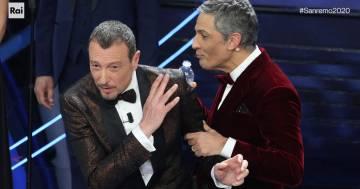 Amadeus dice sì a Sanremo 2021: ecco la risposta di Fiorello