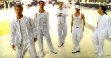 'I Want It That Way': il grande successo dei Backstreet Boys festeggia 22 anni!