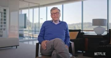 """""""Il Coronavirus in poche parole"""": la nuova serie tv di Netflix con Bill Gates"""