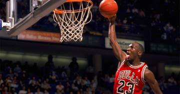 'The Last Dance': la vita di Michael Jordan diventa una serie TV in arrivo su Netflix!