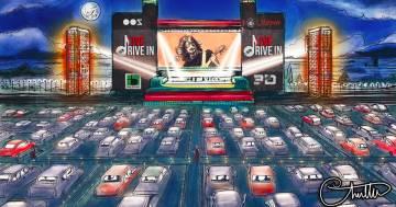 Il drive-in anche per i concerti: la nuova proposta per la musica dal vivo