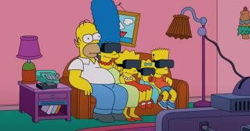 Anche i Simpson sono finiti in quarantena: ecco come affrontano il lockdown