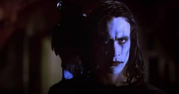 Il film 'Il Corvo' uscì 26 anni fa costando la vita all'attore Brandon Lee