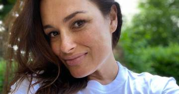 Alena Seredova è diventata mamma per la terza volta: la foto su Instagram