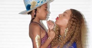 Blue Ivy Carter balla come la mamma Beyoncé ed è bravissima: ecco il video