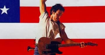 'Born in the U.S.A.': compie 36 anni il grande album di Springsteen