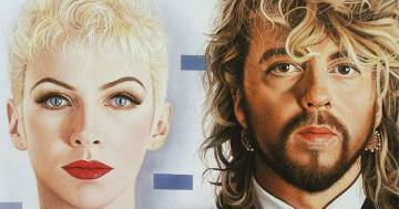 'When Tomorrow Comes': compie 34 anni il celebre brano degli Eurythmics