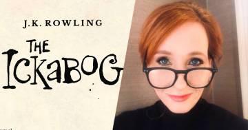 J.K. Rowling regalerà a tutti un libro mai pubblicato prima: ecco come averlo