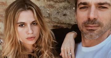 Luca Argentero e Cristina Marino pubblicano la prima foto della loro figlia su Instagram