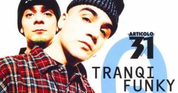 'Tranqi Funky': compie 25 anni il grande successo degli 'Articolo 31'