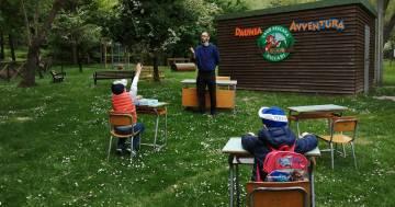 L'asilo nel bosco per ricominciare ad andare a scuola, nuove proposte